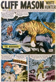 Extrait de Jann of the Jungle (Atlas - 1955) -10- The Jackal's Lair!