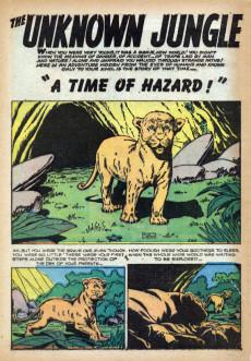 Extrait de Jann of the Jungle (Atlas - 1955) -11- Bottomless Pit!