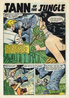 Extrait de Jann of the Jungle (Atlas - 1955) -12- Danger Trail