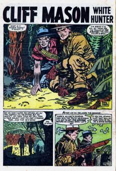 Extrait de Jann of the Jungle (Atlas - 1955) -13- When the Trap Closed!