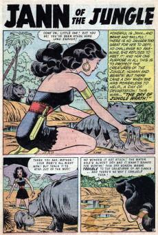 Extrait de Jann of the Jungle (Atlas - 1955) -14- (sans titre)