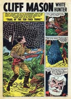 Extrait de Jann of the Jungle (Atlas - 1955) -17- The Drum Beats at Midnight!
