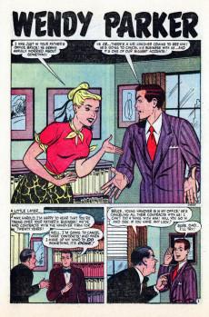 Extrait de Patsy Walker (Timely/Atlas - 1945) -52- (sans titre)