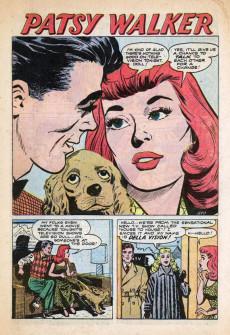 Extrait de Patsy Walker (Timely/Atlas - 1945) -59- (sans titre)