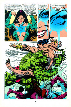 Extrait de Namor, The Sub-Mariner (Marvel - 1990) -62- Resolution And Anarchy!