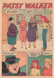 Extrait de Patsy Walker (Timely/Atlas - 1945) -65- (sans titre)
