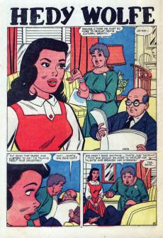 Extrait de Patsy Walker (Timely/Atlas - 1945) -71- (sans titre)