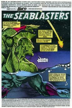 Extrait de Namor, The Sub-Mariner (Marvel - 1990) -46- (sans titre)