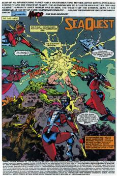 Extrait de Namor, The Sub-Mariner (Marvel - 1990) -47- Pirates of the Cosmos Wrecking Havoc in the Seas!