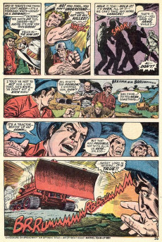 Extrait de Worlds Unknown (Marvel - 1973) -6- The Thing Called...Killdozer!