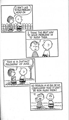 Extrait de Charlie Brown (en anglais) - You're a brave man, charlie brown