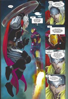 Extrait de Free Comic Book Day 2011 (Allemagne) - Thor mit iron man