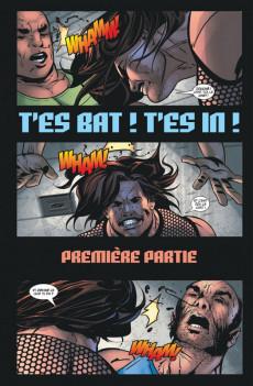 Extrait de Harley Quinn Rebirth -6- La Démarche de l'Empereur