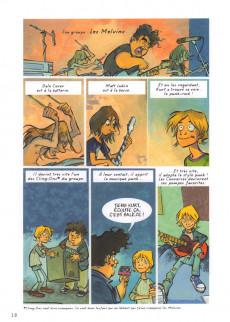 Extrait de Nirvana en Bandes dessinées -a2019- Nirvana en BD