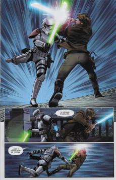 Extrait de Star Wars (Panini Comics - 2019) -8VC- L'ascension de Vador