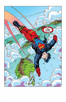 Extrait de Superboy (1994) -INT01- Book1: Trouble in Paradise