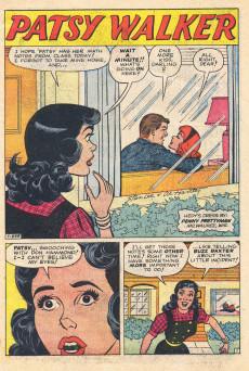 Extrait de Patsy Walker (Timely/Atlas - 1945) -88- (sans titre)
