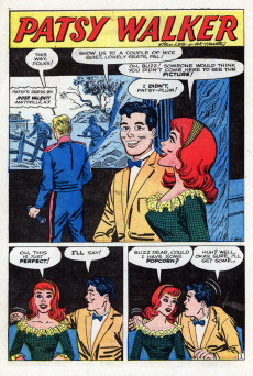 Extrait de Patsy Walker (Timely/Atlas - 1945) -90- (sans titre)