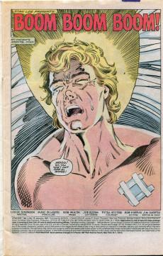 Extrait de X-Factor (Marvel comics - 1986) -12- Boom Boom Boom!