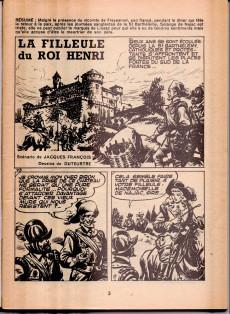 Extrait de Frimousse et Frimousse-Capucine -114- La filleule du roi henri