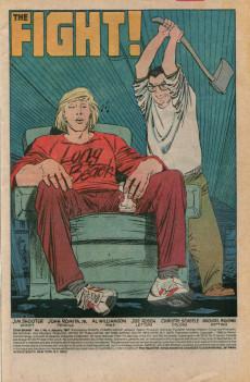 Extrait de Star Brand (1986) -4- The Fight!