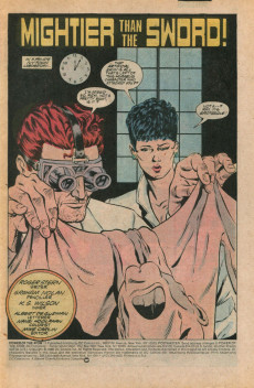 Extrait de Power of the Atom (1988) -11- Cutting the Tension!