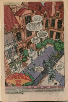 Extrait de Justice League Europe (1989) -13- Furballs Part II