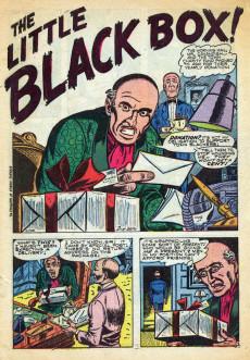 Extrait de Strange Stories of Suspense (Marvel - 1955) -5- The Little Black Box!