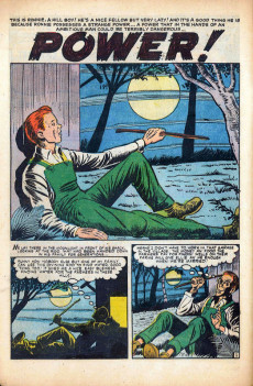 Extrait de Strange Stories of Suspense (Marvel - 1955) -6- The Illusion!