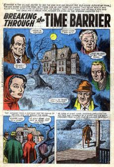 Extrait de Strange Stories of Suspense (Marvel - 1955) -9- Nightmare!