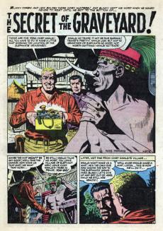 Extrait de Strange Stories of Suspense (Marvel - 1955) -12- What the Mirror Revealed!