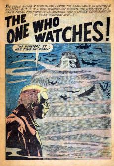 Extrait de Strange Stories of Suspense (Marvel - 1955) -13- Tachzillo the Terrible
