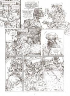 Extrait de Conan le Cimmérien -8TL- Le Peuple du cercle noir