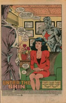 Extrait de Justice League Europe (1989) -9- Under the Skin