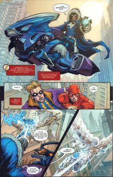 Extrait de Flash Rebirth -7- En quête de force