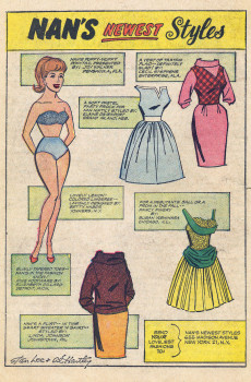 Extrait de Patsy Walker (Timely/Atlas - 1945) -114- An Engagement Ring for Patsy!