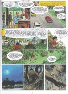 Extrait de Michel Brazier -3- La Poursuite Impitoyable