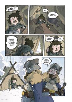 Extrait de Voro -4- L'armée de la pierre de feu - première partie