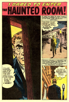 Extrait de Tower of Shadows (Marvel - 1969) -9- Pickman's Model