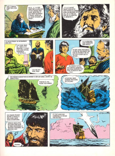 Extrait de Les chefs-d'Œuvre de la littérature en bandes dessinées -1- Les voyages de Marco Polo