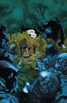 Extrait de Dead of Night Featuring Man-Thing (Marvel MAX -2008) -3- (sans titre)