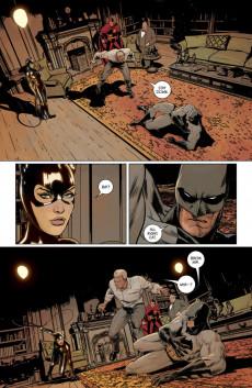 Extrait de Batman (DC Comics - 2016) -85- City of Bane, Conclusion