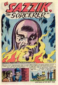 Extrait de Dead of Night Vol.1 (Marvel - 1973) -9- Deathride!