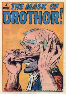 Extrait de Dead of Night Vol.1 (Marvel - 1973) -10- I Dream of Doom!