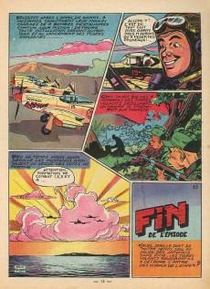Extrait de Garry (sergent) (Imperia) (1re série grand format - 1 à 189) -91- L'oiseau de l'enfer