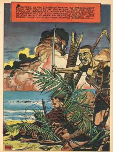 Extrait de Garry (sergent) (Imperia) (1re série grand format - 1 à 189) -100SP- Garry présente l'armée française