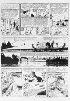 Extrait de Lefranc -3TL1- Le mystère Borg