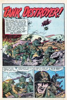 Extrait de Marines in action (Atlas - 1955) -4- Life or Death Mission!