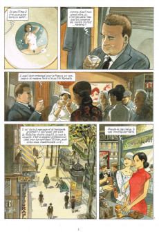 Extrait de China Li -2- L'Honorable Monsieur Zhang