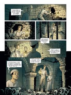 Extrait de Oliver Page & les tueurs de temps -1- Tome 1
